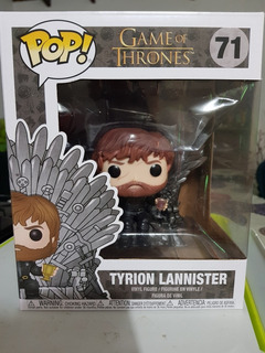 Funko Pop Tyrion Lannister Trono 71 , Games Of Thrones