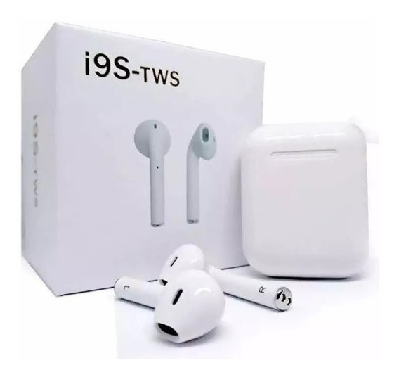 Audífonos Inalámbricos AirPods Apple Android Tws I9s (25)