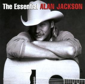 Jackson Alan The Essential Importado Cd X 2 Nuevo