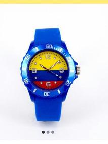 Juego De 3 Relojes Colombia Mundial Rusia