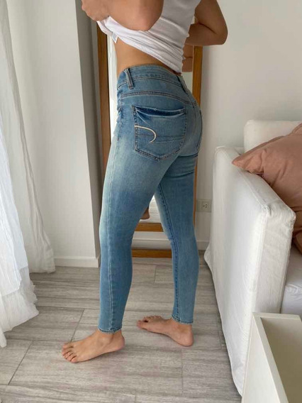 Jean Jegging American Eagle Talle 2