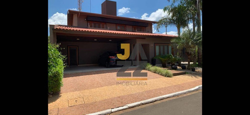 Imagem 1 de 29 de Casa Com 5 Dormitórios À Venda, 380 M² Por R$ 1.650.000,00 - Vila Aviação - Bauru/sp - Ca14329