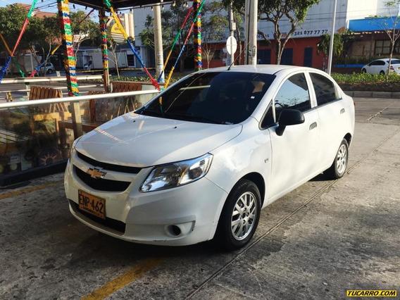 Chevrolet Sail Ls 1.4cc