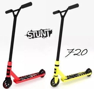 Monopatin Stunt Sieteveinte P/ Freestyle (no Envios)
