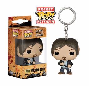Chaveiro Pop Funko Keychain The Walking Dead Daryl Dixon.