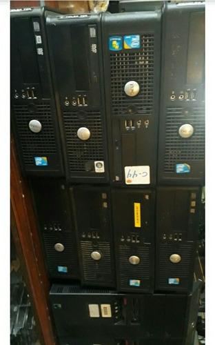 Computadoras Core 2 Duo Dell 780 Pequeños Acostados Ddr3