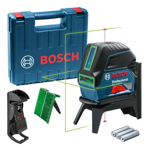 Imagen 1 de 10 de Nivel Láser Bosch Gcl 2-15g+rm1+maletín