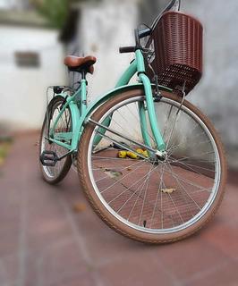 Unibike Bicicleta De Paseo Dama