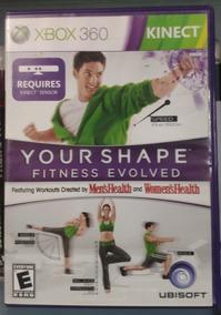 Your Shape® Xbox 360 - Mídia Física Frete R$10