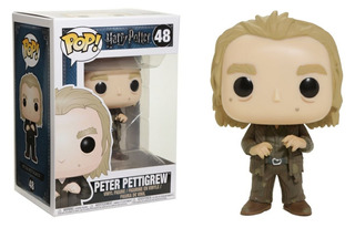 Funko Pop! Peter Pettigrew 48 Harry Potter Coleccionable
