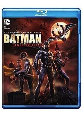 Imagen 1 de 1 de Batman: Bad Blood Batman: Bad Blood Full Frame Bluray + Dvd