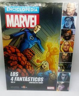 Enciclopedia Marvel Nº 58 Los 4 Fantasticos Vol. 4
