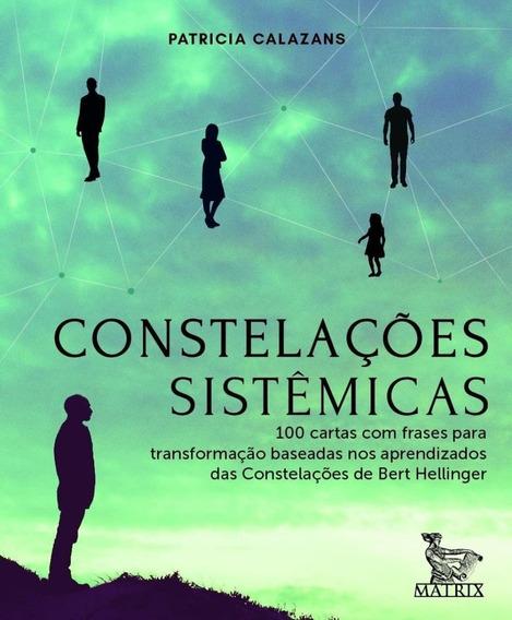 Constelações Sistêmicas - 100 Cartas Baseadas Nos Aprendi