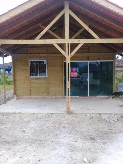 Casa Para Venda No Piçarras Em Guaratuba - Pr - 1579