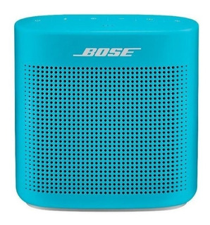Bocina Bose SoundLink Color II portátil inalámbrico Aquatic blue