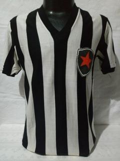 Rara Camisa De Jogo Do Botafogo Da Paraiba #10