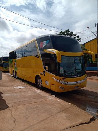 Ônibus Marcopolo Paradiso Leito Seminovo 1600 Ld G7 Mercedes