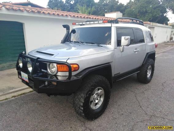 Toyota Fj Cruiser 4x4 Sincronico