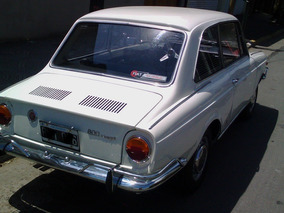 Fiat 800 Coupe 1967 Excelente Estado