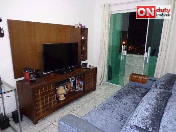 Apartamento Com 1 Dormitório À Venda, 54 M² Por R$ 245.000,00 - Gonzaga - Santos/sp - Ap1852