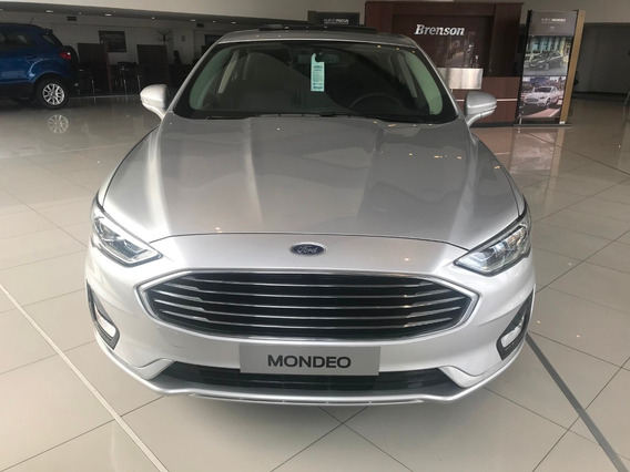 Ford Mondeo Sel 2.0 At 240cv 0km 2020 Stock Físico 01