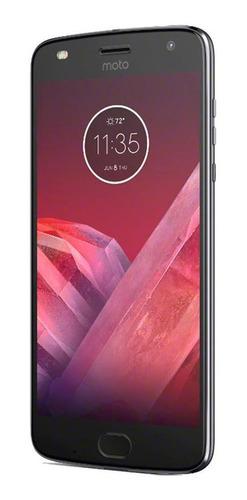 Imagem 1 de 4 de Usado: Motorola Moto Z2 Play 64gb Platinum Muito Bom