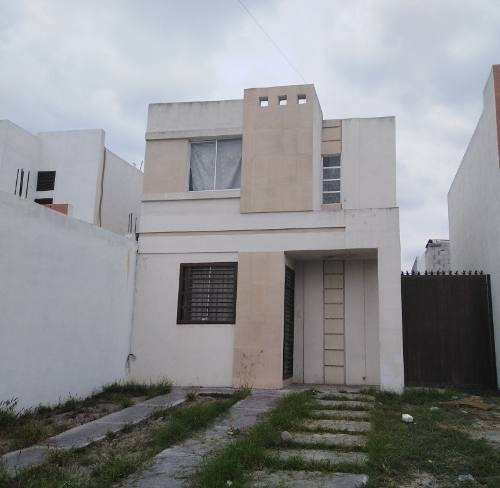 352266-casa En Venta En La Col. Los Soles En Apodaca
