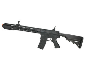 Rifle De Airsoft M4a1 Keymod Cm518 Black - Cal 6mm- Bivolt-