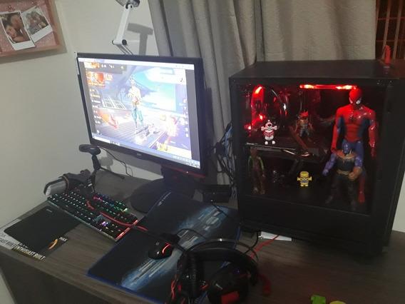 Pc Gamer I5 - Troco Pc Gamer Por Moto
