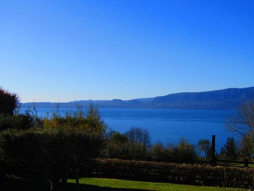 Imagen 1 de 14 de Espectacular Vista Al Lago A 5 Km De Pucon