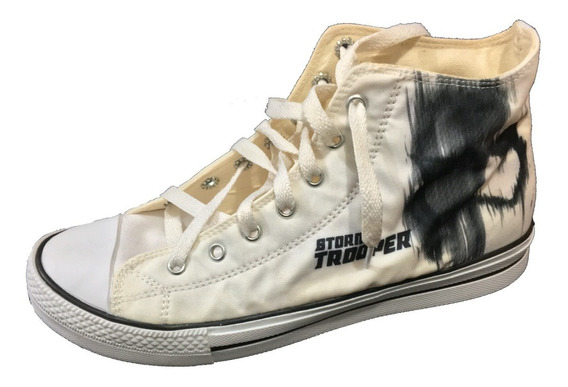 Tenis Star Wars Panam Stormtrooper First Order Tipo Casual