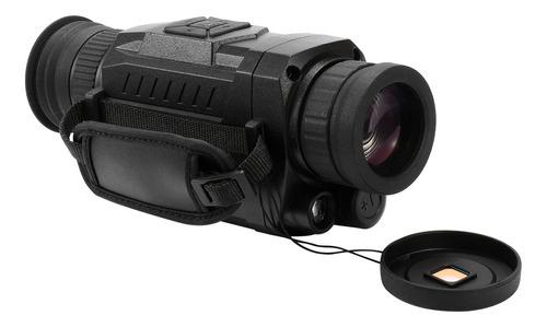 Soporta Audio Bidireccional OWSOO 3.5 Pulgadas Vigilabeb/és Inal/ámbrico Monitor TFT LCD Visi/ón Nocturna 2X Zoom 355/° PTZ Monitoreo de Temperatura en Tiempo Real con 4 Canciones de Cuna