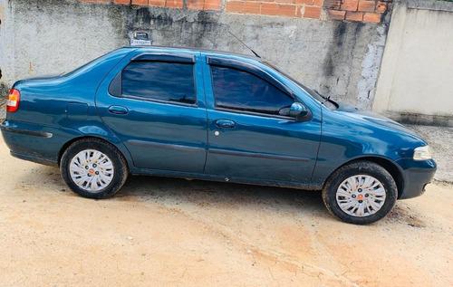 Imagem 1 de 1 de Fiat Siena 2002 1.0 16v Elx 25 Anos 4p