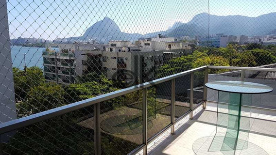 Venda Aparatamento Padrão - Jardim Borânico - Zona Sul - Rj - 2016