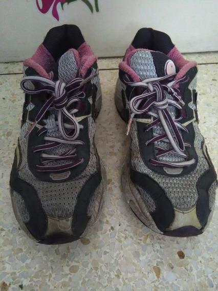 Zapatos Deportivos Usados Talla 37