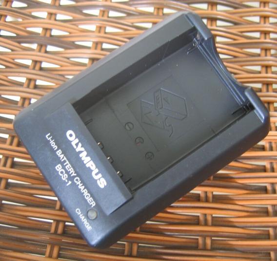 Olympus Bcs-1 Carregador De Bateria Para Bls-1 Epl6 Em10