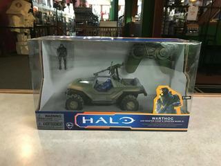 2011 Halo Warthog Con Master Chief Y Spartan Mark Vi Con Co