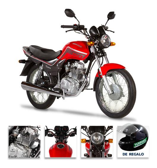 Moto Corven Hunter 150 - 2019 - 0km - Yuhmak Nº1 En Ventas