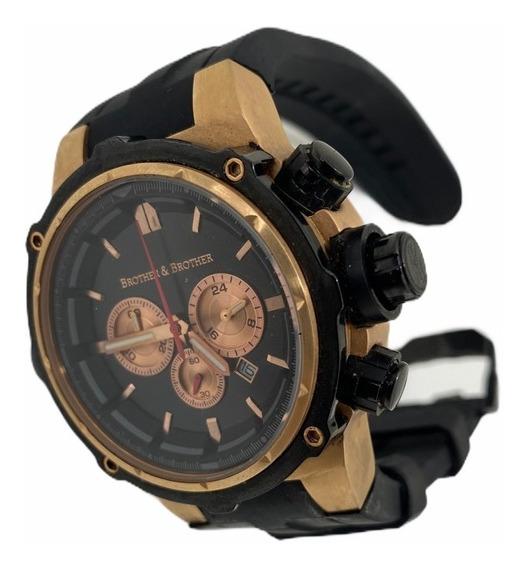 Relógio B&b 45mm Invicta Bolt Stuhrling Bulova Michael Kors