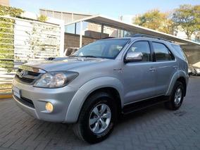 Toyota Hilux Sw4 3.0 Srv 4x4 Cuero Aut 2006