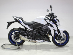 Suzuki Gsx S 1000 Z Abs 2020 Branca
