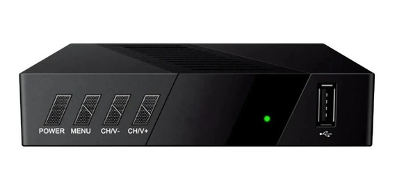 Conversor Digital Full Hd Pro Eletronic Prodt-1250 Com Mídia