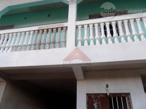 Imagem 1 de 10 de Casa À Venda, 230 M² Por R$ 404.000,00 - Jardim Motorama - São José Dos Campos/sp - Ca3451