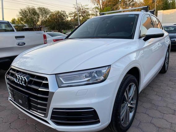 Audi Q5 Select 2018 Blanca Automática, Hangar Galerías