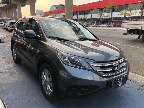 Honda Cr-v 2.0 16v 4x2 Lx (aut) Gasolina Manual