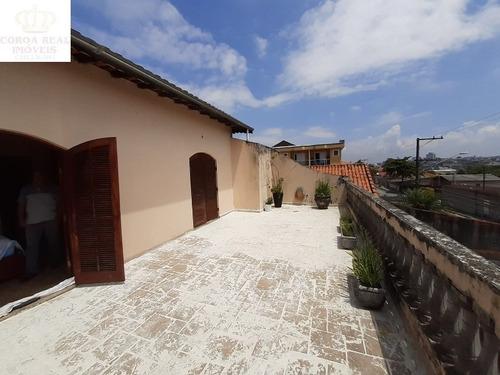 Imagem 1 de 25 de Sobrado Cidade Patriarca Bem Localizado, Próximo Comércio - Ca00348 - 34681158