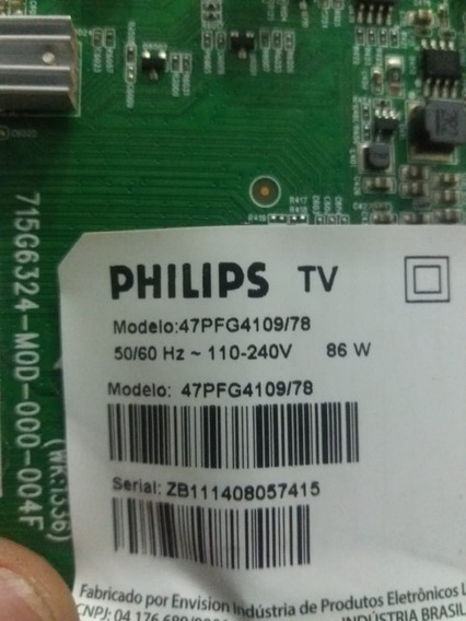 Placa Fonte Philips 47pfg4109/78