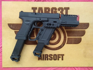 Gbb Glock R17 Army Armament Kit Airsoft