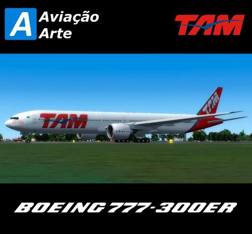 Boeing 777 Fsx no Mercado Livre Brasil