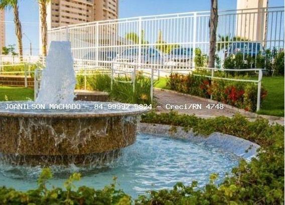 Apartamento Para Venda Em Natal, Pitimbu/satélite - Vitta Residencial, 2 Dormitórios, 1 Suíte, 3 Banheiros, 2 Vagas - Ap1098-vitta89
